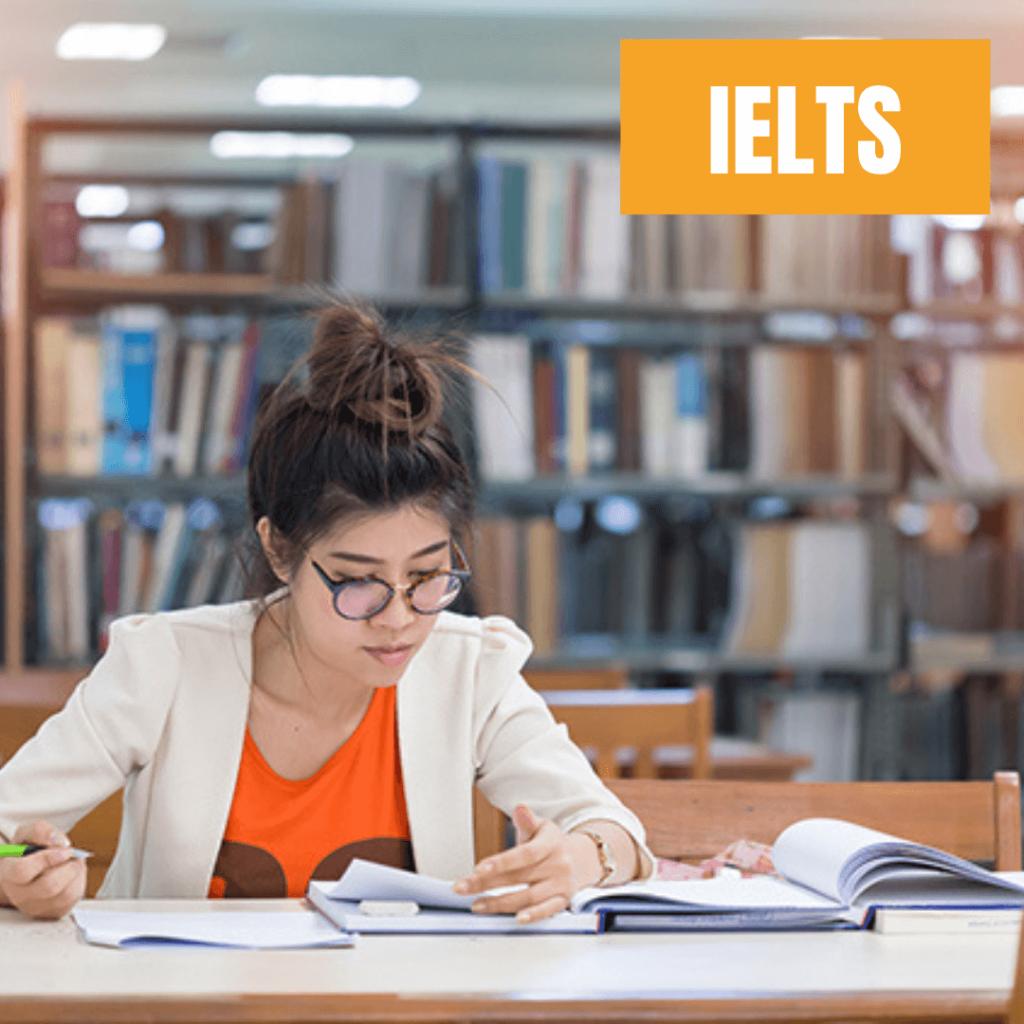 International English Language Test (IELTS) - 26 Letters