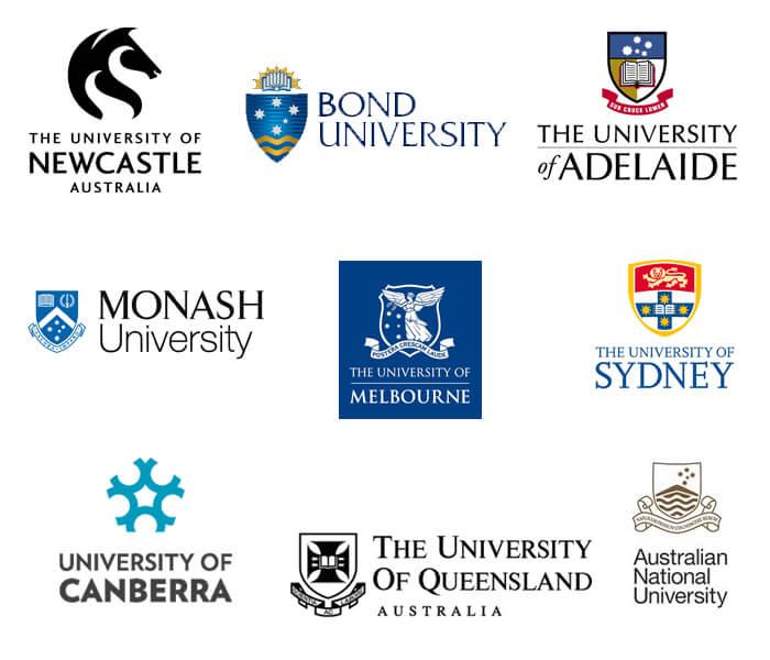Universities in Australia - 26 Letters